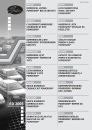Original Contitech Courroies //// 6pk1548