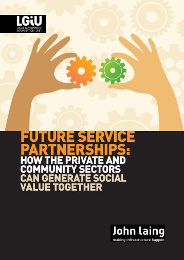 Future service partnerships: how the private and community - LGiU