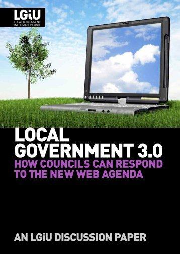 Local Government 3.0 - LGiU
