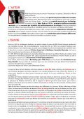 dossier de presse blood brothers - La compagnie Bewitched - Page 5