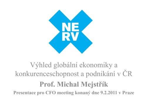 Michal Mejstřík - CFO Club
