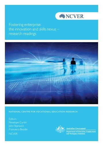 Fostering enterprise: the innovation and skills nexus