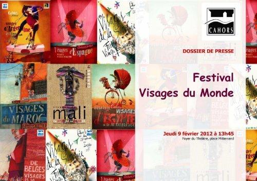 Festival Visages Du Monde Cahors