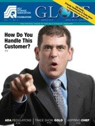 How Do You Handle This Customer? - Self Storage Association Globe