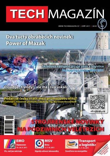 TM 09/2011 - TechMagazín