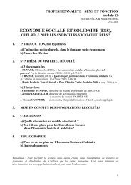 Economie Sociale et Solidaire - Dossier Complet.pdf - anim.ch