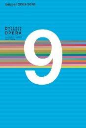 Seizoen 2009 2010 - De Nederlandse Opera