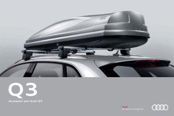 Accessori per Audi Q3 - Automoto.it