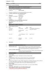 Käyttöturvallisuustiedote R-422D (MO29) - Oy Combi Cool Ab