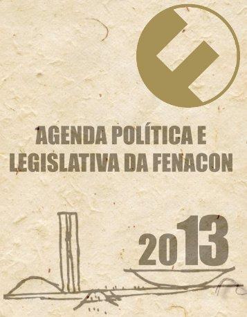 Agenda Política e Legislativa da Fenacon - FINAL6