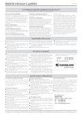 Pojistné podmínky a limity - SunLight - ePojisteni.cz - Page 6