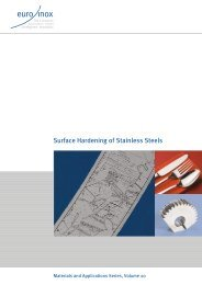 Surface Hardening of Stainless Steels - European Federation of ...
