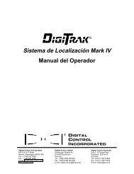 Sistema de Localización Mark IV Manual del Operador