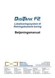 Modtager - Digital Control Inc.