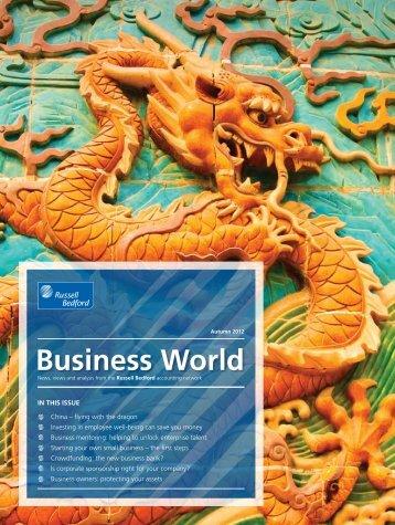 Business World Autumn 2012