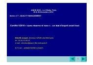 Quality Management en Psy (EPSM Lille, J Hallos, 2010) - JIQHS