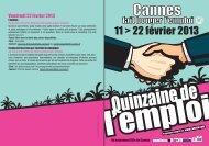 depliantA5-Quizaine-emploi.pdf - Club des Entrepreneurs Cannois