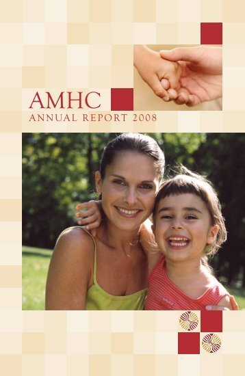 ANNUAL REPORT 2008 - Aroostook Mental Health Center