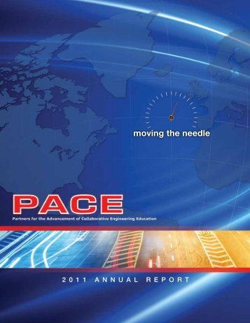 2011 PACE Annual Report