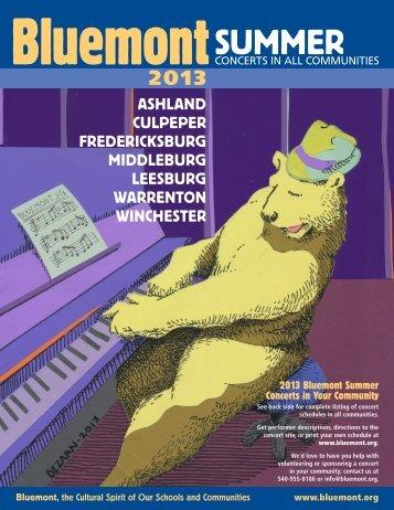 Att. C1b - Bluemont Concert Series