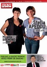 Mireille BREMOND - PCF