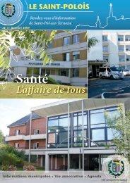 Santé - Saint-Pol-sur-Ternoise