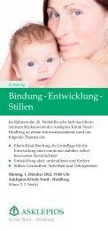 Bindung - Entwicklung - Stillen - Asklepios