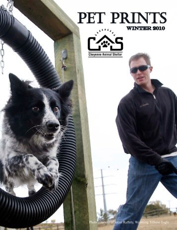 Winter 2010 Newsletter - Cheyenne Animal Shelter