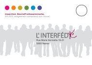 Rue Marie Henriette 19-21 5000 Namur