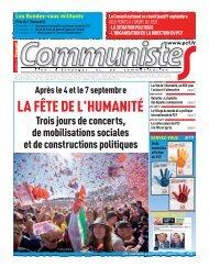 Communistes n° 404 - PCF