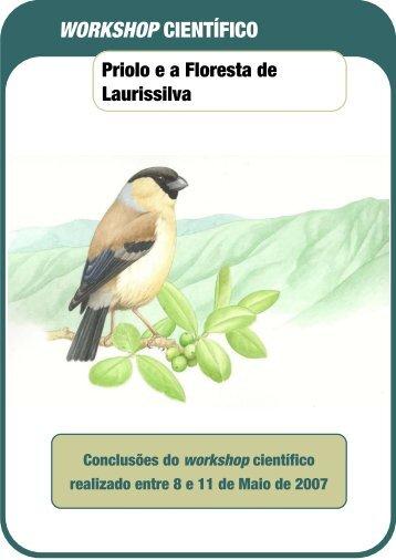 Conclusões do workshop científico - LIFE Priolo - spea
