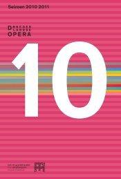 Seizoen 2010 2011 - De Nederlandse Opera