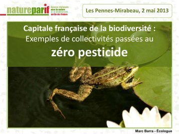 Natureparif - Territoires Durables PACA