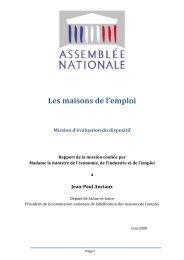 Les maisons de l'emploi - La Documentation française
