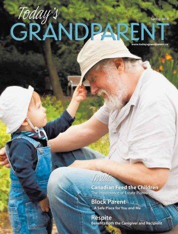 Spring 2013 - Today's Grandparent