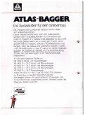 ATLAS Bagger - Die S.. - ATLAS Hydraulikbagger - Seite 2