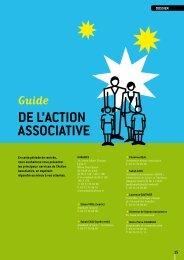 Dossier : Guide de la vie associative - (ADAPEI) Rhône