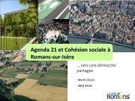 Agenda 21 et cohésion sociale - Territoires Durables PACA