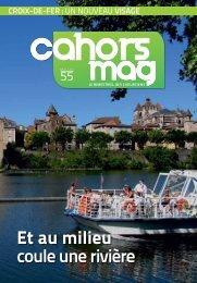 Cahors Mag N°55