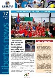 30 giugno 2011 - Libertas