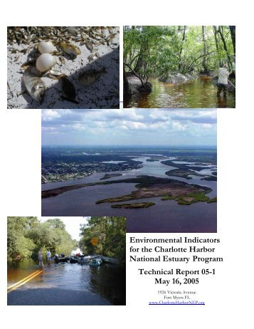 Environmental Indicators - Charlotte Harbor National Estuary Program