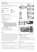 Hameg HM303-6 Manual. - staffweb - Page 6