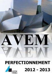 brochure AVEM - Association Valaisanne des Entreprises de ...