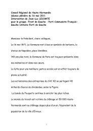 CR 16 mai 2011 - Intervention JL Lecomte (PDF - 83.1 ko)