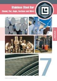 7. Stainless Steel Bar - Atlas Steels