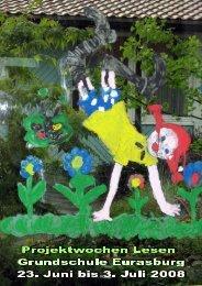 Schulfest (Lesefest) - Grundschule Eurasburg