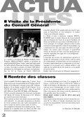 Octobre 2008 Bulletin municipal n°23 - Saint-Priest-sous-Aixe - Page 4
