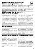 Octobre 2008 Bulletin municipal n°23 - Saint-Priest-sous-Aixe - Page 7