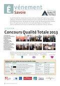 Le Monde des artisans en Savoie n°95 - Juillet / Août 2013 - Page 4