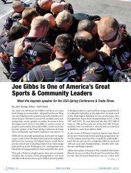 Joe Gibbs - Self Storage Association Globe